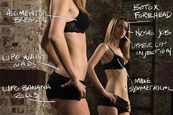Botox versus beauty creams